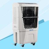 Refrigerador de ar evaporativo do condicionador de ar da água com o grande fluxo de ar usado no escritório