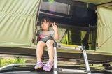 Tente de toit de toit en carrosserie pour camping-car