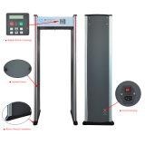 Sensibilidade elevada da sensibilidade elevada do preço de fábrica, detetor de metais de posicionamento elevado Xld-E3 do procedimento