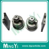 角ボタンの部品が付いているSKD11 C45cの物質的な設置のリング