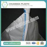 Sacchetto di tonnellata del cemento tessuto pp di FIBC grande per fertilizzante