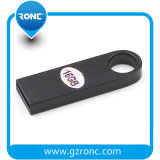 Logotipo personalizado Metal disco flash USB