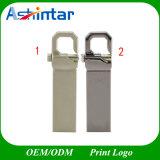 Azionamento dell'istantaneo del USB di Pendrive del bastone di memoria di Pendrive dell'acciaio inossidabile mini