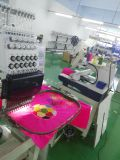 One Head 12 Colors Computer Cap & T-Shirt & Flat Embroidery Machine High Speed ​​Best Designs