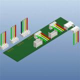 Isolierungs-Distanzadresse-Technologie (IDT) Rast 2.5 Energien-Verbinder