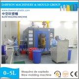 Frasco plástico do HDPE que faz a máquina de molde do sopro automática