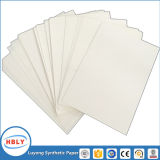 Каландрируя бумага синтетики PP