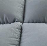 熱い販売法の綿カバー羽のマットレスの上層