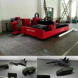 Máquina de estaca do laser do aço de carbono/aço inoxidável/câmara de ar/tubulação/placa YAG