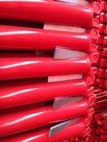 빨간 분말 중국 공장에서 입히는 반지 자물쇠 비계