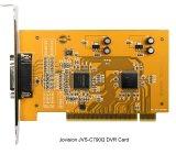 DVR карты - 4 CH H. 264 сжатие D1 в режиме реального времени