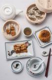 "Taza 100% de té ""invisible "" de la serie del servicio de mesa de la melamina/servicio de mesa de alto grado (WTA22)"