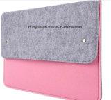 """Form-Entwurfs-niedriger Preis-Filz-Laptop-Hülse, kundenspezifischer Firmenzeichen-beweglicher Laptop-Aktenkoffer-Beutel befestigt für 11 """" Laptop 13 """" und 15 """""""