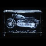 Ciclo de motor cristalino 3D