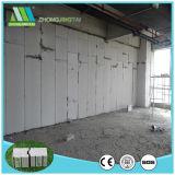 Звукоизоляционно/Анти--Удары/легко панели стены цемента волокна сандвича установки для конструкций