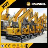 Xcm mini excavatrices de dragage de 6 tonnes (XE60)