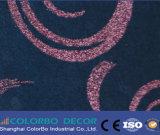 Haustier-prägendecken-Vorstand, Schwellen-Polyester-Faser-akustisches Panel