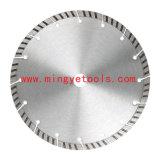 Segment de grès de segment de granit de segment de diamant de la Chine