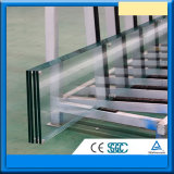 3-19mm Limpar vidro temperado para banheiro com CE aprovou