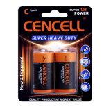 Hoch entwickelte trockene Batterie der Energien-C/R14