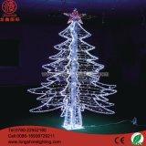 Personalizzare l'albero di Natale dell'albero di Natale Light/LED