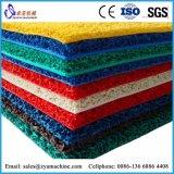 Belüftung-doppelter Farben-Ring-Matten-Teppich-Matten-Produktionszweig Extruder