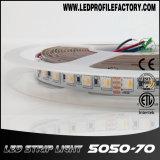 licht van de Strook van 20m/30m het Lange Constante Huidige 12V/24V 240 LEDs 2835 leiden Flexi