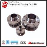 Amse / ANSI B16.5 Wp Q235 20 # Class150 RF / FF Raccords de brides de tuyaux en acier au carbone