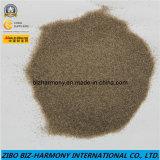 Brown alúmina fundida de grano abrasivo