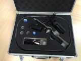 Endoscopio industriale impermeabile, endoscopio tattico della polizia militare con la macchina fotografica del collegare di 3m
