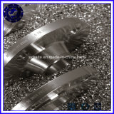 China Fabricante Q235 A105 A105n Flange de aço de carbono