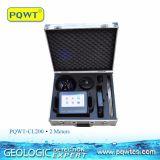 Pqwt 2 mètres de conduite d'eau d'emplacement de maison de l'eau de détecteur de fuite précis