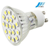 As luzes LED (JM-S01-GU10-18SMD)