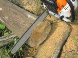 la tronçonneuse 52cc faite sur commande respectueuse de l'environnement partie la chaîne 5210 de machines