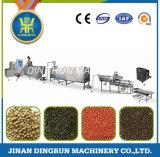 Capacidad de producción de diversos alimentos de pescado máquina de producción