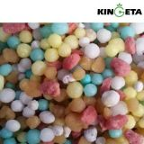Volume de Kingeta NPK que mistura o fertilizante granulado composto