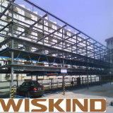 Estrutura de aço pré-fabricadas em aço de depósito Casas da estrutura de aço do workshop