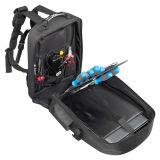 二重肩のバックパックの道具袋