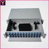 Slidable Rack-Mount ODF 48 Fibers
