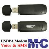 De Modem van W7.2m 3G HSDPA met van de de ater-basis de Gouden Druk van de Stem USSD (D686) Film van het Huisdier Zelfklevende (F39-191B)