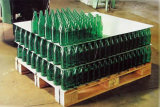 Bouteille de bière en verre