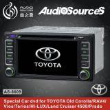 Жк-Car GPS DVD плеер для Toyota с поддержкой системы RDS, Tmc, Bt (как-8609)