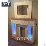 Machine en bois de porte de PVC