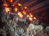 銅型が付いている鋼鉄鋼片の連続鋳造機械