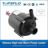 pompe facile de radiateur électrique de l'ajustement PWM de C.C 12V ou 24V
