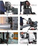 """Rouleau de tuyau hydraulique de 12"""" (918) de la machine de rainurage"""