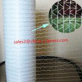 紫外安定円形の飼料のベールネットの覆い
