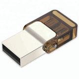 Roterende Mobiele Micro- van de Steun van de Telefoon Haven de MiniAandrijving van de Flits OTG USB 16GB