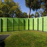 La galerie, panneau de clôture moderne personnalisé
