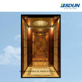De Lift van de Passagier van het Hotel van Luxious, de Lift van het Titanium